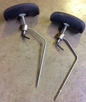 Allen Medical Systems Knee Crutches For Or Table. Good Condition Guaranteed.