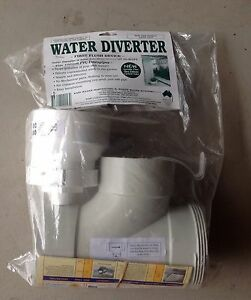 Water Diverter Kit, First Flush Device Kippa-ring Redcliffe Area Preview