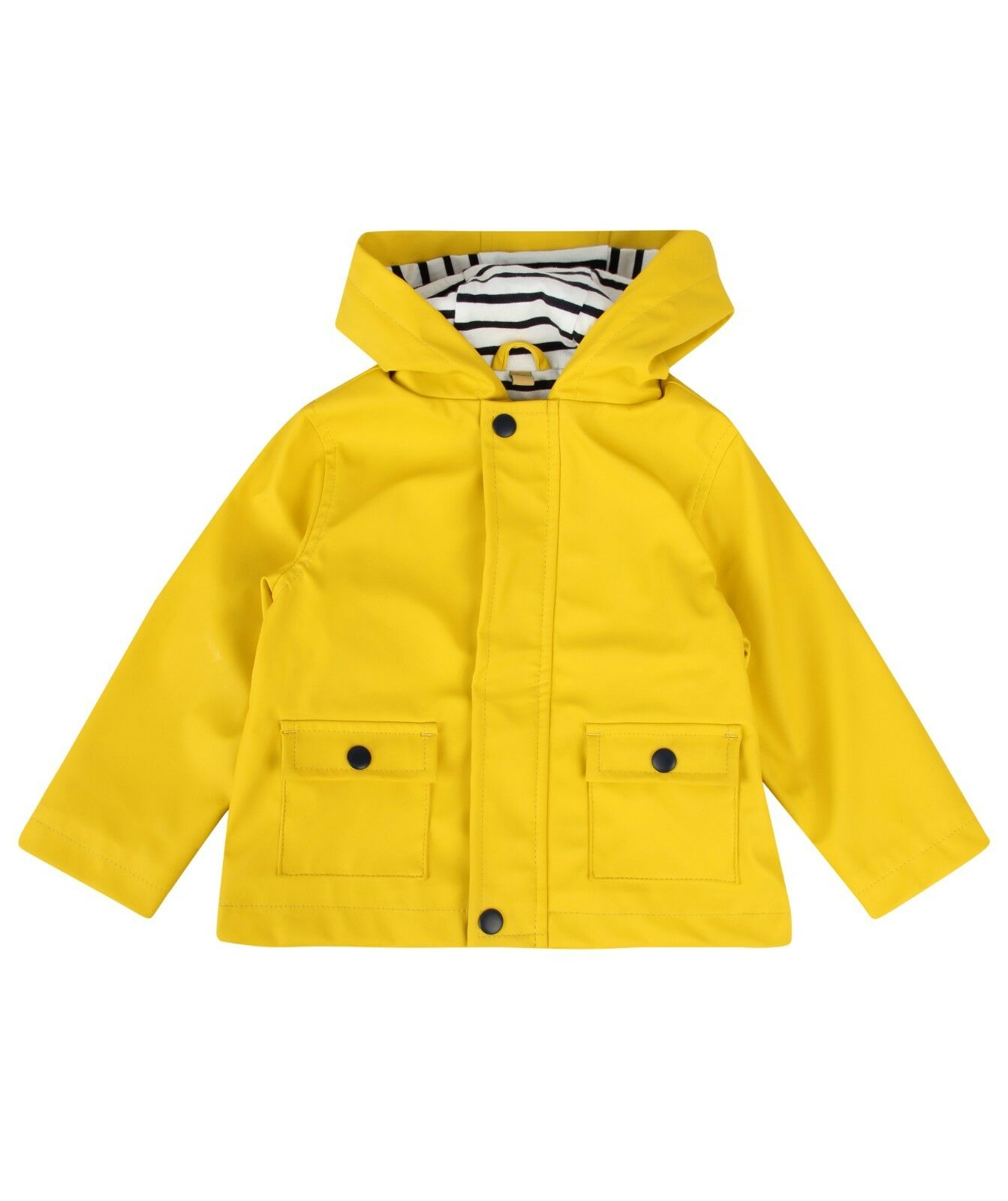 Toddler Jersey Lined Raincoat