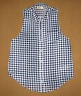 Hollister Polyester Plaid Tops for Women