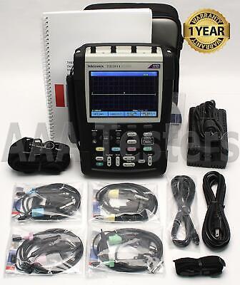 Tektronix Ths3014 100mhz Four Channel Handheld Oscilloscope Ths-3014 Ths3000