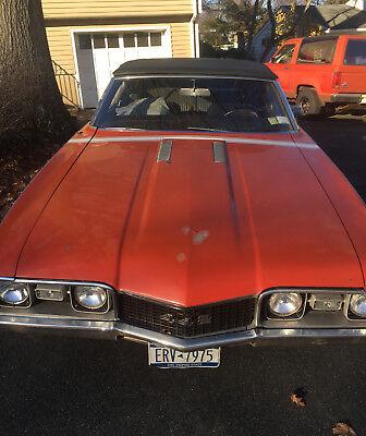 1968 Oldsmobile 442  1968 oldsmobile 442