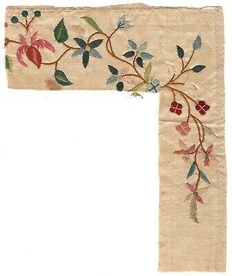 Piece of Dress Worn by Dorothy Quincy - John Hancock's Wife - For G. Washington
