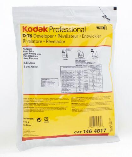 Kodak Professional D-76 Film Developer, EXPIRED 2013  1 Gallon
