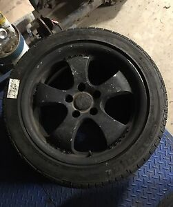 17 inch ford speedy wheels Castle Rock Muswellbrook Area Preview