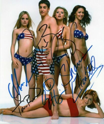 American Pie Autographed Signed 8x10 Photo ( American Pie ) Reprint
