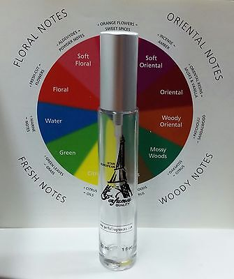 LACOSTE WHITE Men 1 oz Spray Cologne/Perfume Strong Scent Best