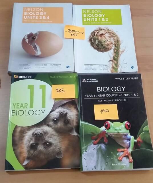 HIGH SCHOOL TEXTBOOKS | Textbooks | Gumtree Australia