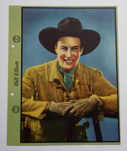 Bill Elliott 1940 Dixie Premium Photo Picture Pioneers Of The Frontier