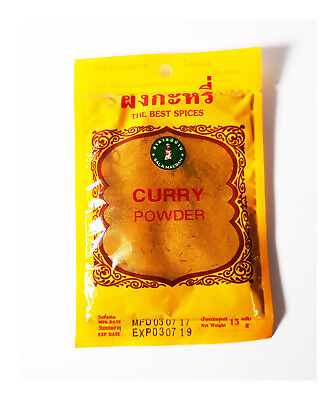 Curry Powders Band SALA MAEBAN The Best Spices (The Best Curry Powder)