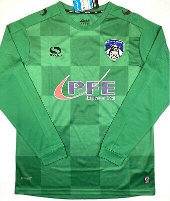 NWT OLDHAM ATHLETIC 2016/17 M GK Sondico Football Shirt Soccer Jersey OAFC Top image