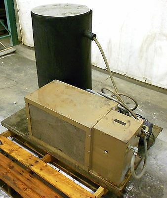H H Resistance Welder Chiller Unit Gd 322 120 Volts W Dayton Jet Pump Motor