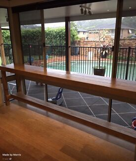 3  Meter Bar Table New