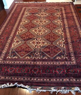 Afghan Carpet For