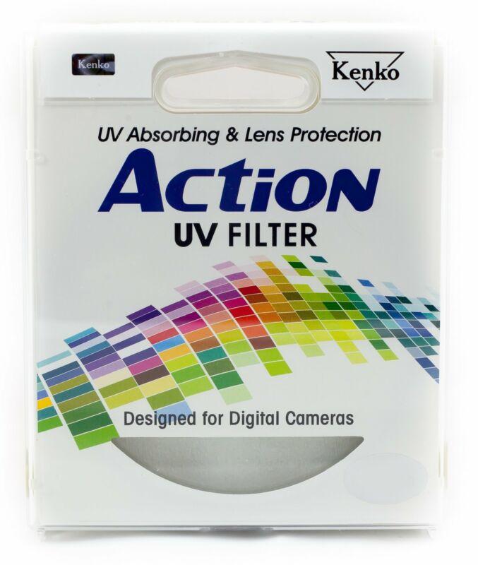 Kenko-Tokina Action 82mm UV - Optical Glass - For Digital Cameras