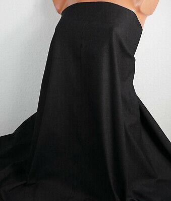 Baumwoll Jeans Stoff: schwarz braun, 13,50 €/m, Stretch, Denim (Braune Denim-stoff)