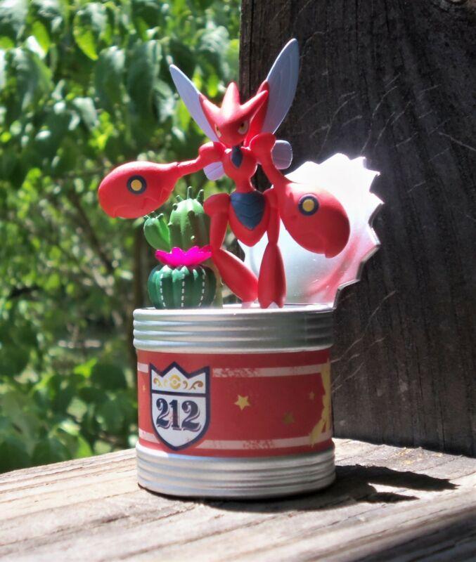 Scizor - 4, Pokemon Pocket Botanical, , New x1