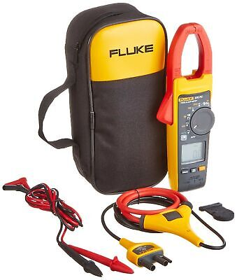 Brand New Fluke-376 Fc 1000a Acdc Trms Wireless Clamp W Iflex