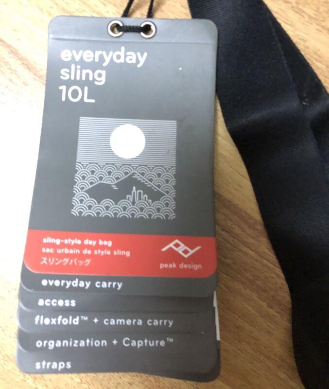 Peak design every day sling 10L