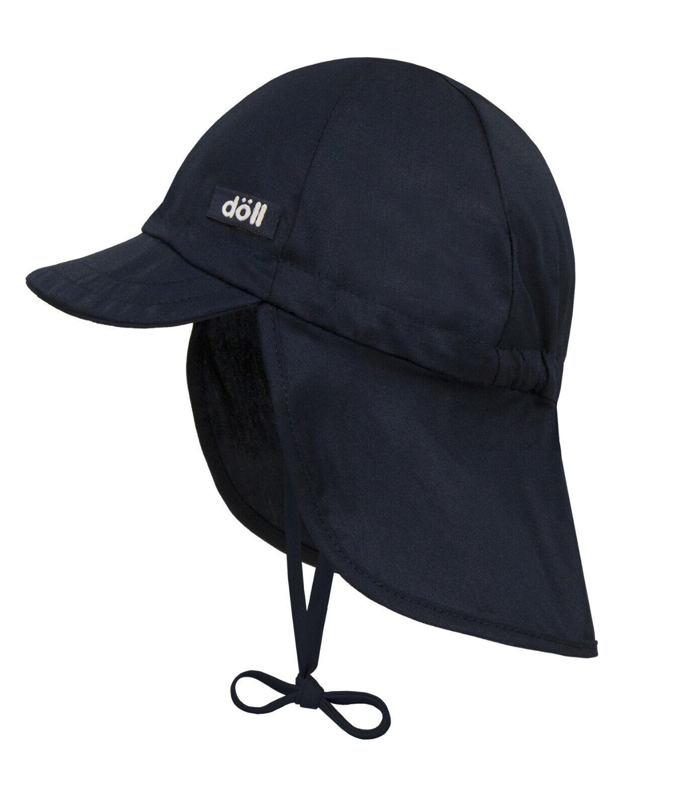 Döll Hut Jungen Mütze Cap Kinderhut Sonnenhut Sonnenschutz UV Schutz 30 NEU