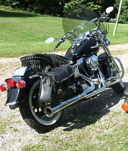 Reduced again! HD Dyna Wide Glide Motorcycle