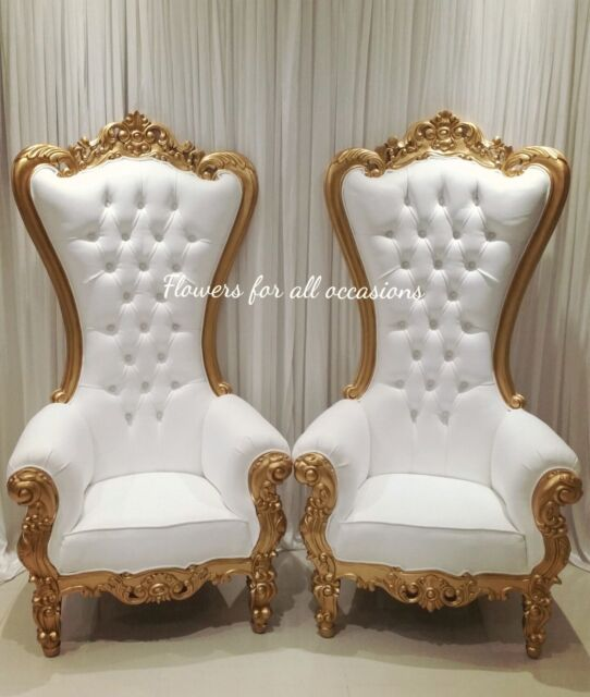 Throne Chairs/ King U0026 Queen Chairs