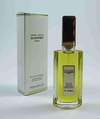 Jean Louis Scherrer 1 25ml Edp Eau de Parfum Spray New/Original Package