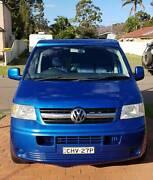 2005 Volkswagen Transporter Campervan Umina Beach Gosford Area Preview