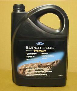 Kühlerfrostschutz Ford Super Plus Premium 5 Liter Kühlflüssigkeit 1931960