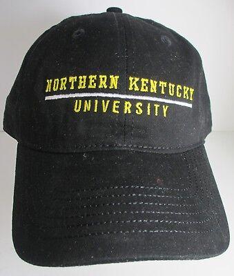 Kentucky University Embroidery (Northern Kentucky University Hat Cap USA Embroidery Norse NCAA Unisex New  #blk )