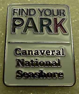 Canaveral National Seashore used Hat Lapel Pin Tie Tac HP1199