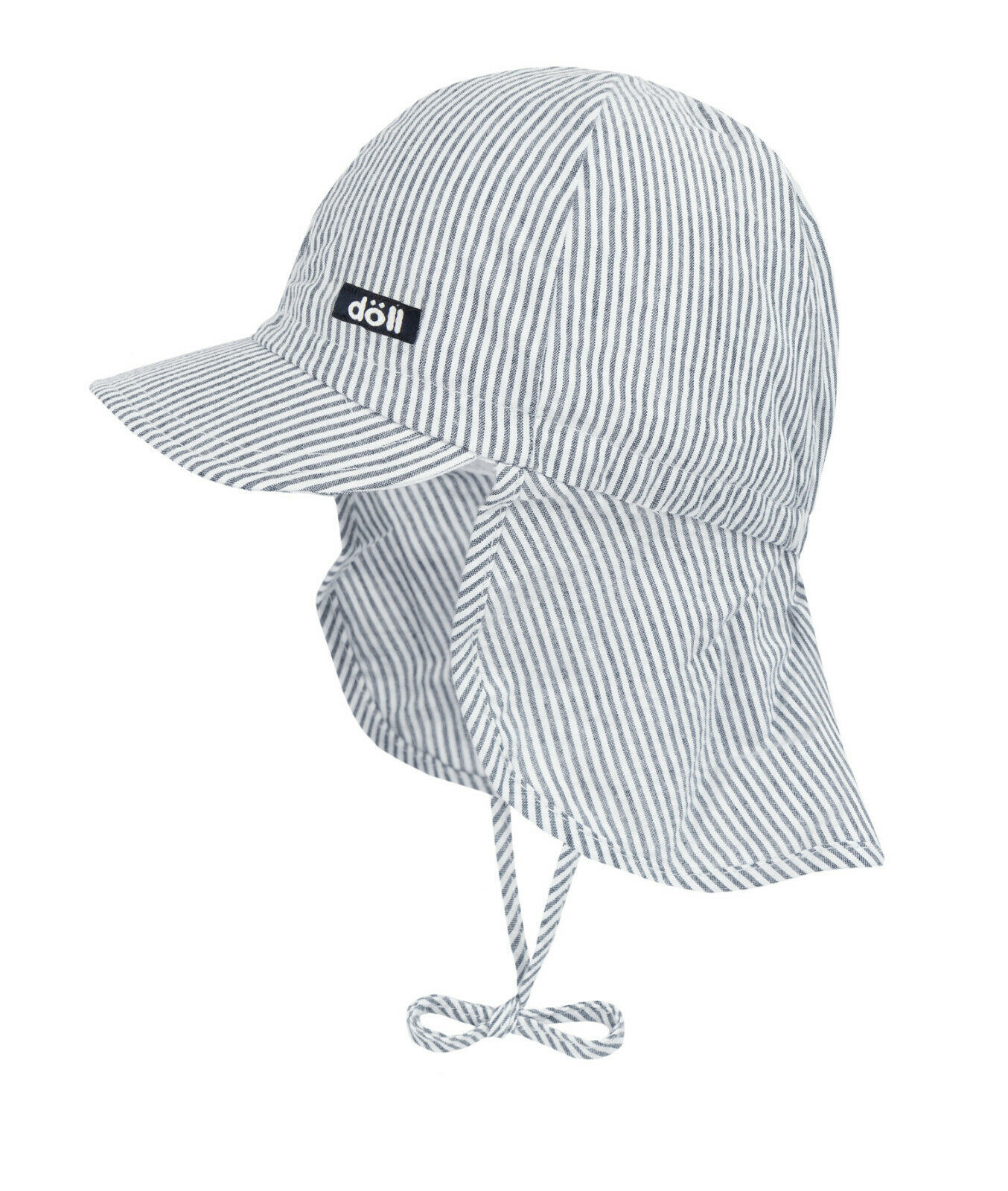 DÖLL® Jungen Sonnenhut Hut Nackenschutz Mütze Blau 39-53 S 2019 NEU!