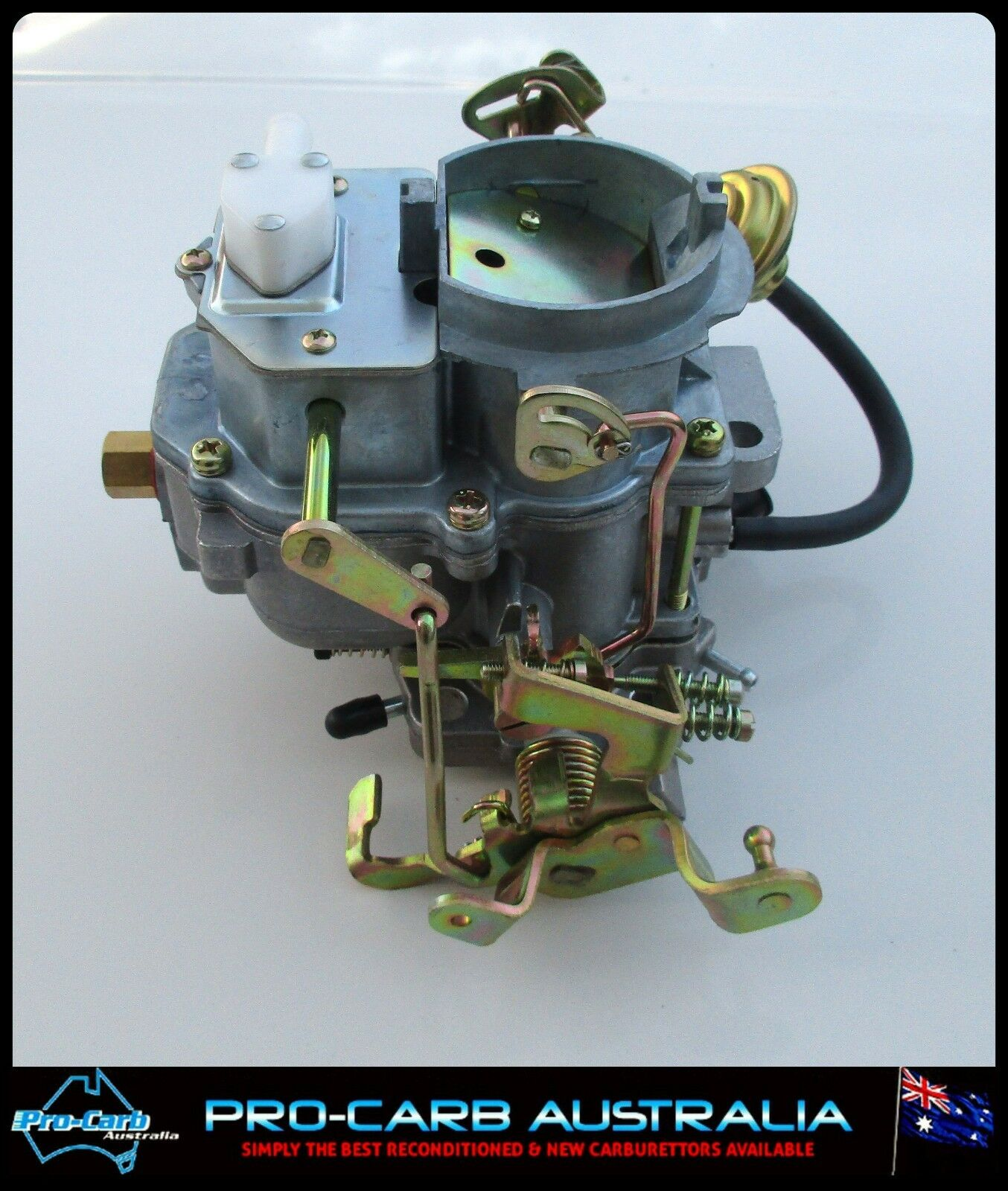 Details about VALIANT VE VF 6CYL 2BBL BBD E/C UPGRADE CARTER TYPE CHRYSLER  CARBURETTOR CARBY