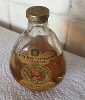 Vecchia Romagna Brandy Mignon, 4cc., Tappo Metallo -  - ebay.it