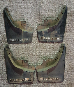 Subaru Brumby mud flaps Katanning Pallinup Area Preview