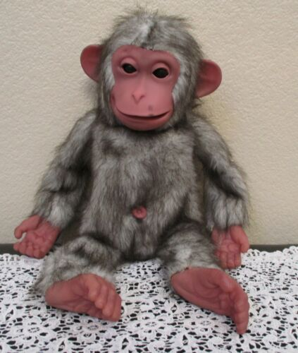 "Sanrio Monkey with Sound 17"""