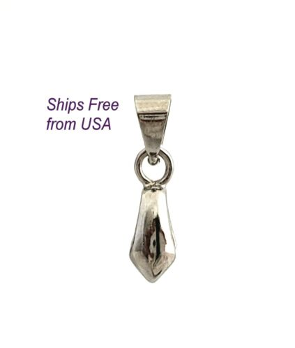 Antique Silver Basic Medium Pinch Bail - Qty 5 or 10 - Ships from WI, USA (16AS)