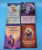 [3491] 4 Bücher Erzengel Doreen Virtue Jutta Fuezi von Rohr Engel Baden-Württemberg - Hockenheim Vorschau