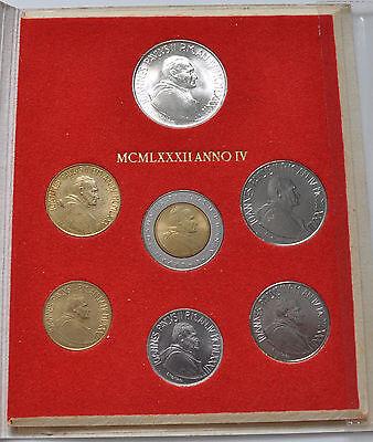 Year 1 1978 Vatican City John Paul I Coin Unc