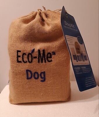 Eco-Me DOG Kit, For All Natural Pet Cleaning, Brand New in Bag