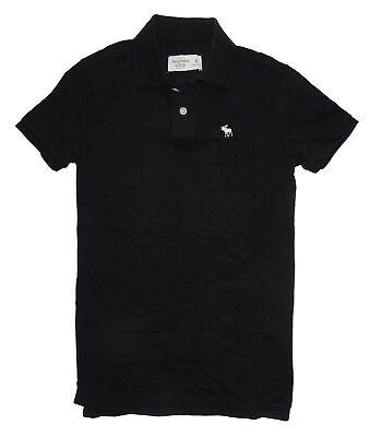 Abercrombie & Fitch Men's Mesh Polo Shirt