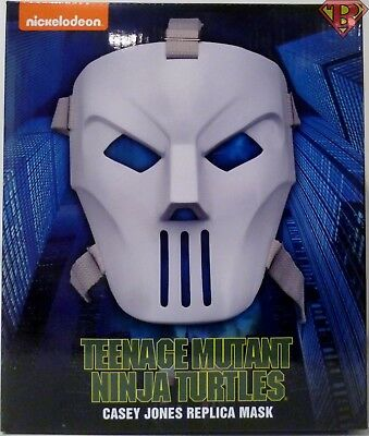 CASEY JONES REPLICA MASK Teenage Mutant Ninja Turtles Cosplay Plastic Neca 2017 - Tmnt Casey Jones 2017