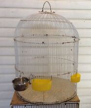 Bird cage with feeders $8 Old Toongabbie Parramatta Area Preview