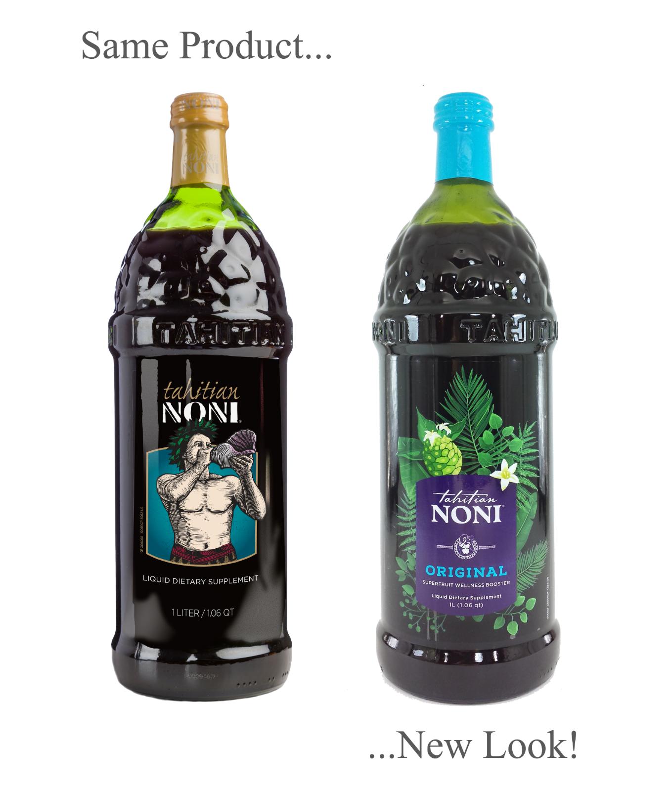 TAHITIAN NONI ® Juice - Original By Morinda - *Brand New Single Bottle*  1