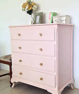 Beautiful Queen Anne Wardrobe Dresser Drawers Bexley North Rockdale Area Preview