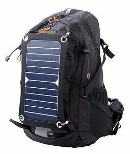 Solar Panel Backpack Ebay