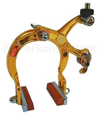 Old School BMX Genuine Dia-Compe MX1000 Gold Brake Calipers Pairs