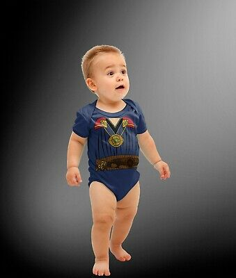 Doc Holiday Costumes (Baby Sorcerer Supreme Hero Doctor Avenging Halloween Costume Cosplay Bodysuit)