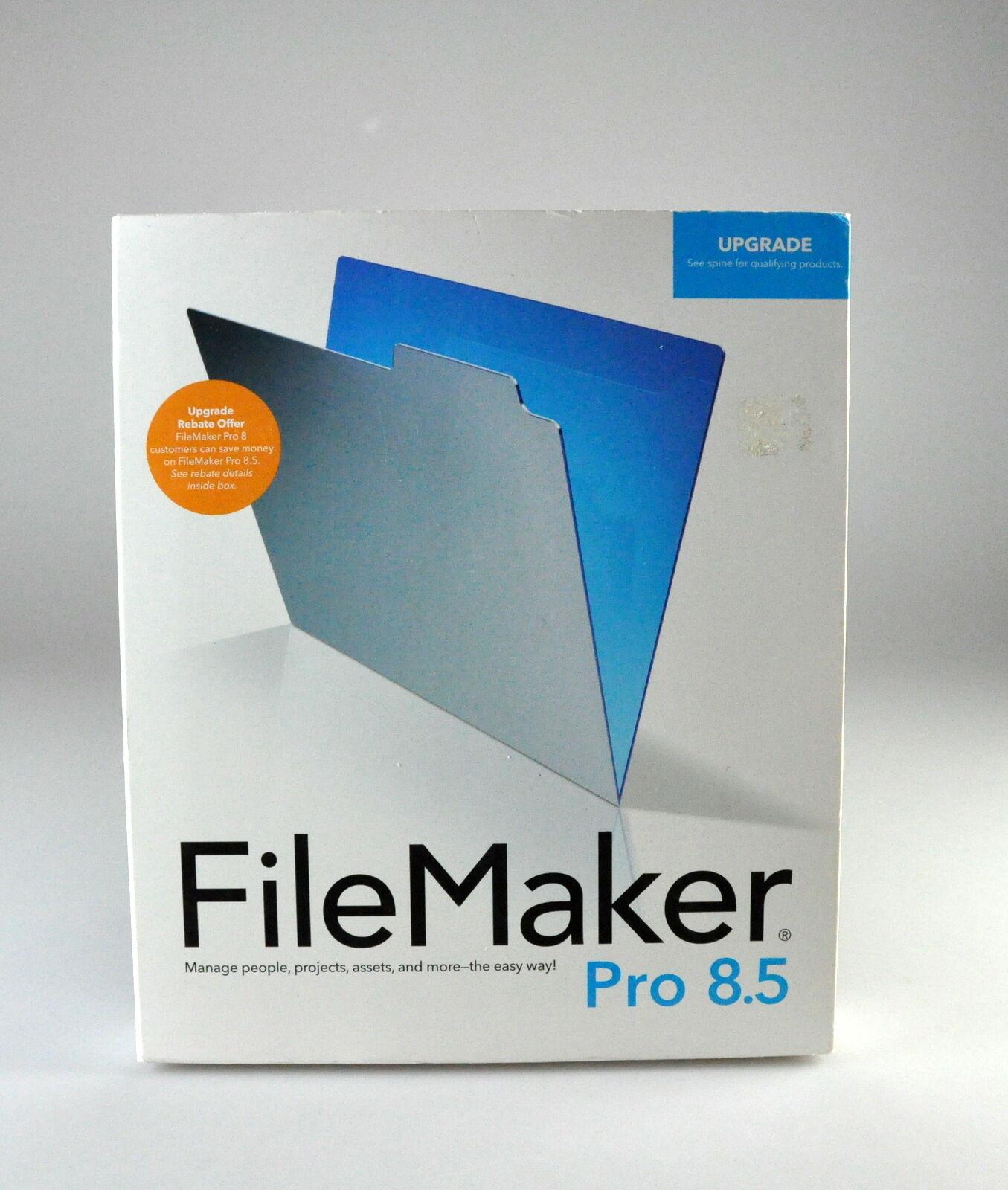 Filemaker pro 13 retail box french