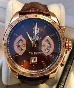 BRAND NEW WATCH FOR MEN **BRAND NEW TAG HEUER GRAND CARRERA**